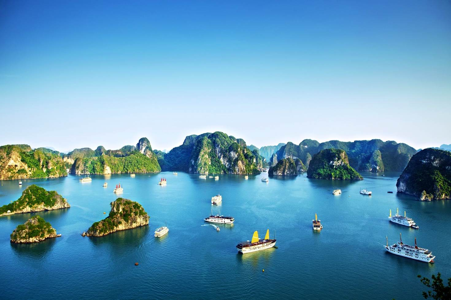 HALONG LUXURY TOUR - 1 DAY